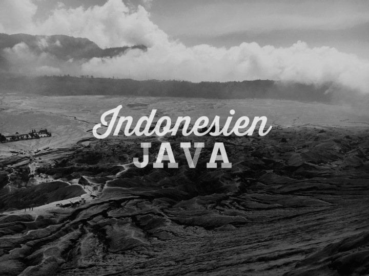 Indonesien – Java