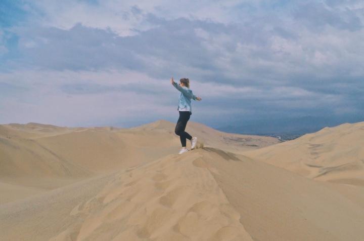Peru: Paracas // Huacachina //Nazca